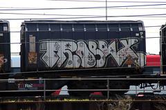 graffiti (wojofoto) Tags: amsterdam graffiti streetart wojofoto treingraffiti traingraffiti nederland netherland holland wolfgangjosten
