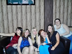 Night Out 23/01/15 (Elysia in Wonderland) Tags: friends night out becca lucy emily amy dancing drinking clubbing ay elysia