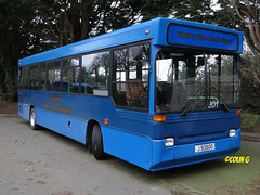 Tantivy 201 (Coco the Jerzee Busman) Tags: uk blue bus islands coach camo renault cannon jersey swift dennis tours dart channel leyland lcb plaxton tantivy