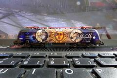BB 1116 077-9 Galileo Galilei (michaelgoll777) Tags: bb modellbahn 1116
