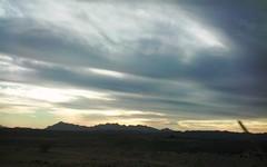 2015-01-23 17.18.11 A (Khaled M. K. HEGAZY) Tags: cameraphone sunset sky cloud mountain nature car clouds landscape outdoor horizon cellphone samsung kingdom saudi arabia           madinamakkah