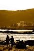 One fine day (leonheartk) Tags: winter sea beach sony busan 135mm sal135f18za
