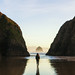 A Walk Along the Oregon Coast by Michael Matti