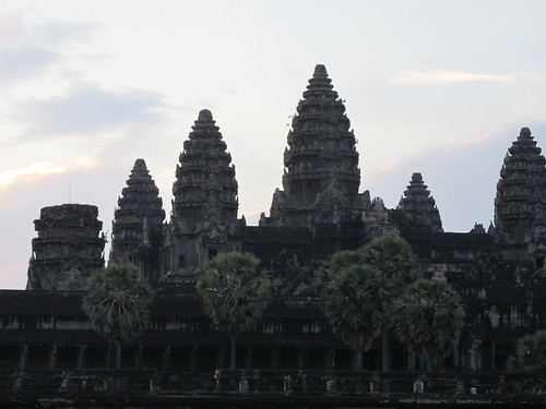 Angkor Wat, Cambodge