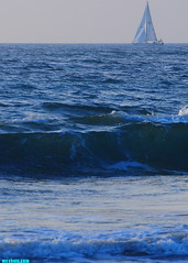 Sailing2014 (mcshots) Tags: ocean california winter sea sky usa nature water clouds sailboat coast boat surf waves sailing stock sails socal mcshots winds swells pdr losangelescounty