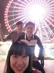#150212 Asia Park + Sun Wheel with mấy chế (HýKulz <3) Tags: 150212
