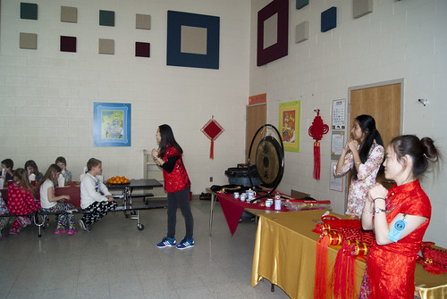 Alamo Elementary Culture Demonstration