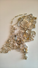 The Netherlands in pieces (Emiel Dekker) Tags: art netherlands kunst nederland denhaag nl gemeentemuseum zuidholland scherven