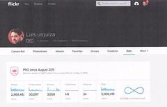3 milion (L Urquiza) Tags: 3 tree stats million 3000000