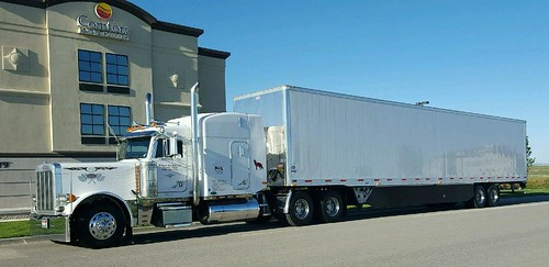 McKean Trucking Peterbilt