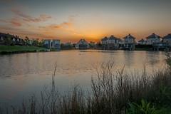 first light (stevefge (away travelling)) Tags: sky water netherlands dawn nederland beuningen daybreak beuningseplas nederlandvandaag reflectyourworld