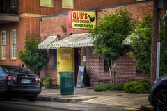 Gus's World Famous Fried Chicken (donnieking1811) Tags: tennessee memphis restaurant friedchicken gussfriedchicken worldfamous