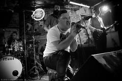 Sea Monkeys (G. Starr) Tags: blackandwhite bw music white black rock concert nikon punk goth livemusic sydney band australia nsw d72000