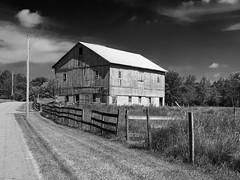 Stark County Ohio... (tbower) Tags: ohio barn rural nikon raw farm country coolpix nrw cs6 starkcountyohio p330 niksep