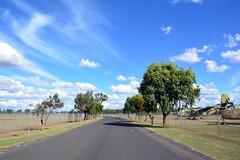 DSC_0918 (LoxPix2) Tags: clouds vintage landscape airport aircraft australia queensland nomad caribou oakey loxpix australianarmyflyingmuseum