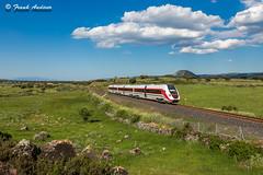 ATR365 A TORRALBA (SASSARI) 05 maggio 2016 (Frank Andiver - Trains, transports and more...) Tags: sardegna train italia treno caf trainspotting pendolino torralba atr365