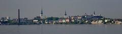Uitzicht op Tallinn