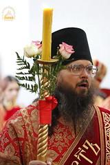 25. Paschal Prayer Service in Svyatogorsk / Пасхальный молебен в соборном храме г. Святогорска