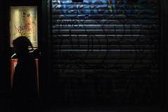 . (Le Cercle Rouge) Tags: shadow paris france silhouette human painters graffitis 75010 placedelarpublique