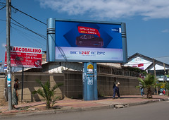 Billboard for dstv satellite box, Addis abeba region, Addis ababa, Ethiopia (Eric Lafforgue) Tags: africa street city people color television promotion horizontal facade digital giant poster outdoors media technology exterior box satellite capital large billboard advertisement communication equipment entertainment electronics huge tuner ethiopia addisababa groupofpeople signboard developed receiver multimedia placard telecommunication subscription enormous hornofafrica advertise decoder eastafrica abyssinia urbanscene addisabeba ethnicgroup addisabebaregion ethio163232