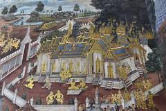 _DSC0079 (lnewman333) Tags: sea thailand temple asia seasia southeastasia bangkok buddhist grandpalace hindu bkk watphrakaew templeoftheemeraldbuddha ramayana ramakien watphrasirattanasatsadaram