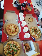 Street Food Worldwide Pizza Time Pizza Coca-cola Hungry Cheeze Red Domino's Pizza Friends Time Cup (Mukund Gohil) Tags: red cup pizza hungry cocacola cheeze dominospizza pizzatime friendstime streetfoodworldwide