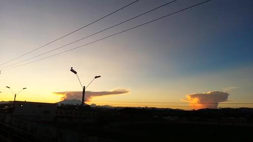 İpiales İncreible Atardecer !! İncredible Sunset !! Muhteşem gün batımı