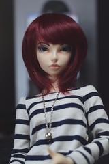 Mlissandre (Sendell_Caramdir) Tags: scarlett wig fairyland legit leeke feeple makoeyes fairyline60