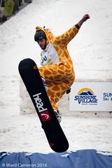 wardc_160523_4527.jpg (wardacameron) Tags: canada snowboarding skiing alberta banffnationalpark sunshinevillage slushcup pondskimmingsports alexandermedicott costumegiraffe