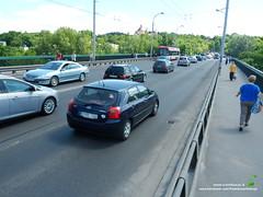 "2016-05-22 bėgimas: automobilių užkimštas Žirmūnų tiltas • <a style=""font-size:0.8em;"" href=""http://www.flickr.com/photos/143514118@N08/27205464686/"" target=""_blank"">View on Flickr</a>"