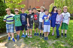 Second-Graders On The Last Day Of School (Joe Shlabotnik) Tags: julian shane violet tyler irene erics tigran 2016 adamm michaelm thomasf afsdxvrzoomnikkor18105mmf3556ged june2016
