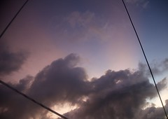 ropes (cecilia.bilton) Tags: pink sky cloud silhouette clouds sailing pastel ropes