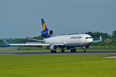 Lufthansa Cargo MD 11 (JHall1091) Tags: md11 trijet lufthansacargo