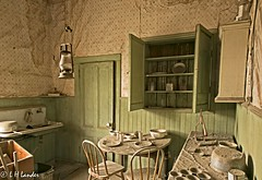 Bodie Kitchen (Photo_Engineer) Tags: park ca usa nature insects ghosttown bodie