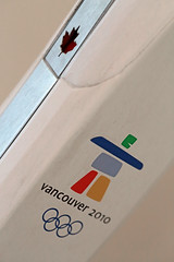 Vancouver 2010 (peterkelly) Tags: digital ontario canada northamerica canon 6d guelph vancouver 2010 olympics olympic torch logo