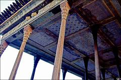 40Soton (Poria) Tags: old city travel urban color art tourism architecture ancient arch iran arc persia historic column   islamic    persianarchitecture