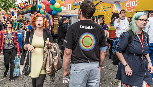 PRIDE PARADE AND FESTIVAL [DUBLIN 2016]-118084