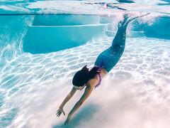 155   366 (lenkaland) Tags: pool anikathemermaid mermaid swim