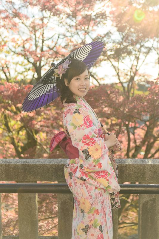 京都婚紗和服,日本婚紗,京都婚紗,京都楓葉婚紗,海外婚紗,和服拍攝,和服體驗,楓葉婚紗,DSC_0083