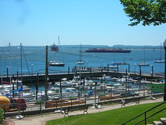 BAYWATCH (bike-R) Tags: marina bay boating tankers