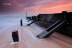 Seaton Sluice (carmellestewarthook) Tags: seascape sunrise northumberland lee hook sluice seaton 70d