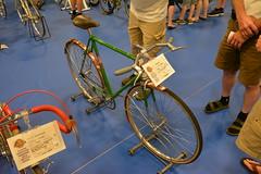 DSC_0322 Paglianti city bike 1945 - Mike Barry (kurtsj00) Tags: city classic mike bike bicycle weekend barry 1945 rendezvous 2016 paglianti