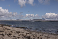 Islay 2016 2 (34) (Yorkshire Reckless & Proud) Tags: blue shadow sea people musician cloud sun lighthouse black bird beach birds silhouette vw landscape scotland boat ship harbour cottage sails tent islay seal duster van camper distillery orsay bowmore bruichladdich dacia