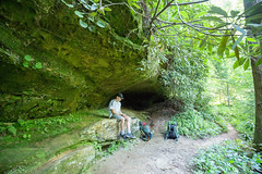 0V5A2409 (Connor Wyckoff) Tags: camping red river hiking kentucky backpacking gorge osprey