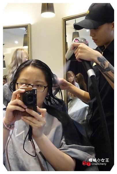 FIN Hair Salon 洗剪推薦 中山捷運站剪髮 結構式護髮