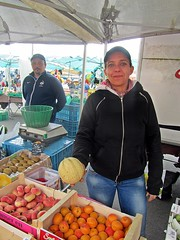 2016-06-30 march (25)french market (april-mo) Tags: nord france somain march market openairmarket french stalls marchands fruit vegs portrait