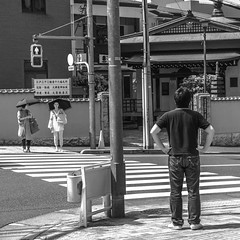 Tokyo - Anyoji  (Red-Dream) Tags:  tokyo tokyostreet people    superfave ciudad luz natural luznatural downtown urbana streetpix strase straat calle citylife   carretera urbanlife urban tkyto japan life  japonese landscape   country outdoor road surreal    potd:country=fr