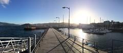 Nautico Vigo (Alejandro Arce) Tags: puerto barcos vigo pantalan