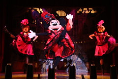 "The Diamond Horseshoe Presents  ""Mickey & Company"" (sidonald) Tags: tokyo disney minnie minniemouse tokyodisneyland tdl tdr tokyodisneyresort ディズニーランド ミニー mickeycompany ミキカン ショーレストラン ミッキー&カンパニー"