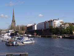 Harbourside. (Jamielw2009) Tags: uk england river bristol unitedkingdom harbour avon bristolharbour riveravon